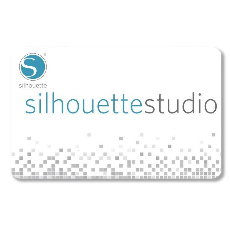 Carte digitale Silhouette Studio Designer Edition (simple)