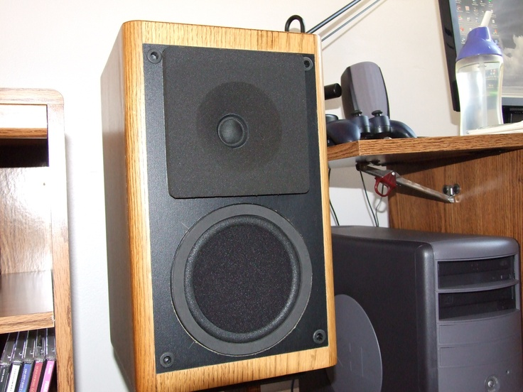 Phase Tech PC80 Speaker This speaker has a 6.5 inch flat
