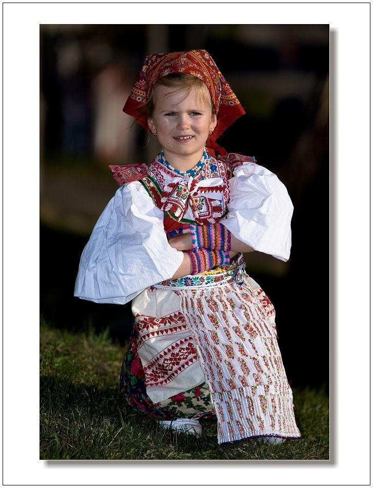 slovak-folk-costumes: Važec village, Liptov region, Central Slovakia.