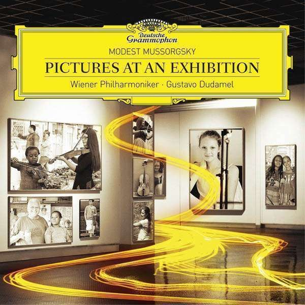 Mussorgsky Modest - Pictures At An exhibition - G. Dudamel -  CD Nuovo http://ebay.eu/2kKsRLy
