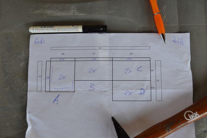 Unser Kollege Tommy hat das Experiment gewagt und ein Paletten-Sofa selber gebaut. Wir zeigen Euch Schritt für Schritt, wie seine Sofa-Landschaft entstanden ist.