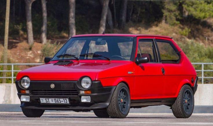 Twin Cam Hot Hatch: 1981 Fiat Ritmo 105 TC