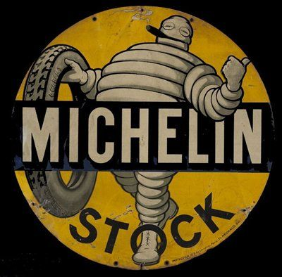 Michelin sign
