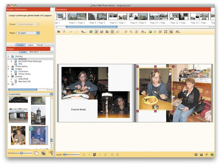 My CeWe Photo World review | Create books, calendars and more with your digital photos, but can it compete with iPhoto? Reviews | TechRadar