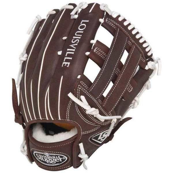 "Louisville Slugger RHT 12.5"""" Xeno Series Fastpitch Softball Glove FGXPBN5-1250"
