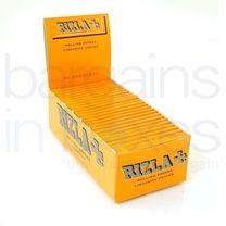 Box of Liquorice Rizla Cigarette Papers standard.