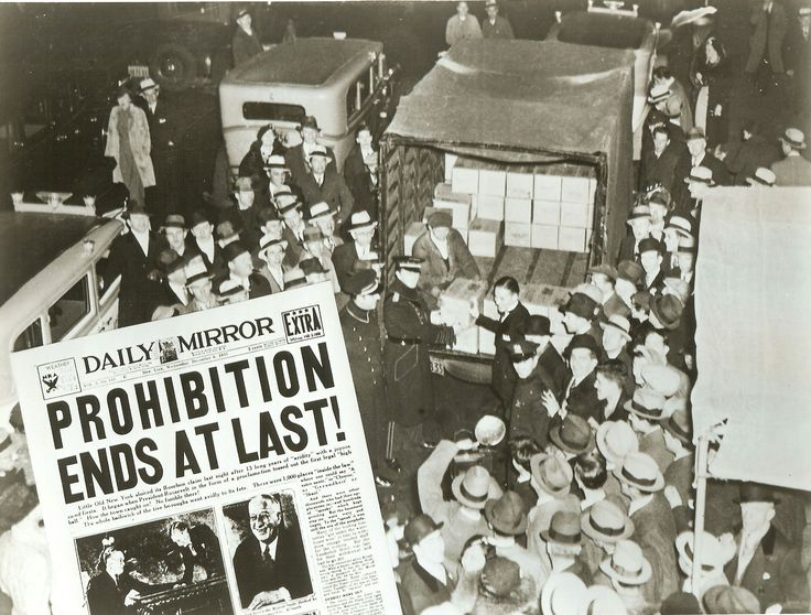 prohibition and the power of the people Because of this renewed case and the high percentage of pro-prohibition members of congress the proposed eighteenth amendment to the constitution was put forward to ban alcohol by the end of 1917 the new amendment was passed 36.