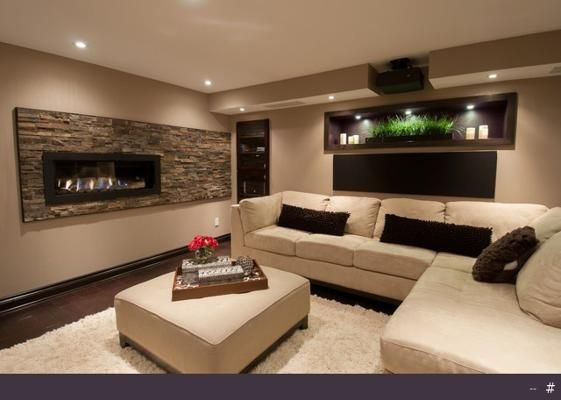 Unfinished Basement Remodeling For The Home Pinterest