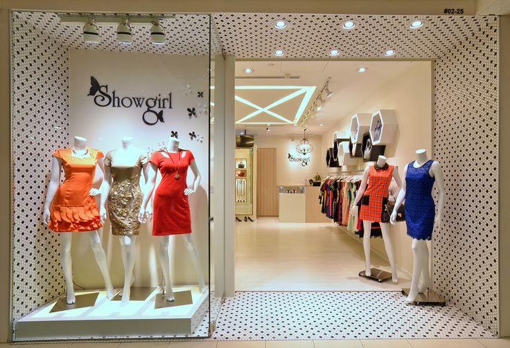 Feminine and Enveloping: Fashion Boutique in Singapore by KNQ Associates - http://freshome.com/2013/11/18/feminine-enveloping-fashion-boutique-singapore-knq-associates/