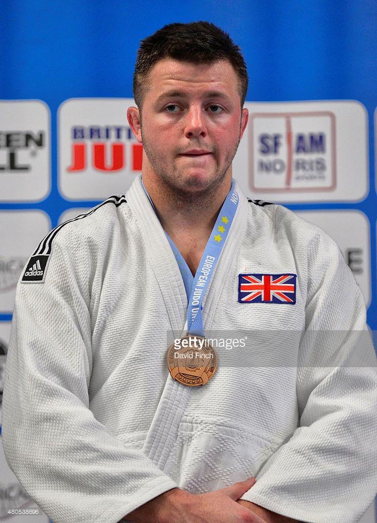 Benjamin Fletcher - Judo.