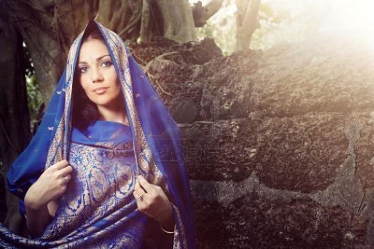 : Feeling Blue, Dreams, Scarves, Elegant Veils