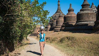 Myanmar, Mrauk U