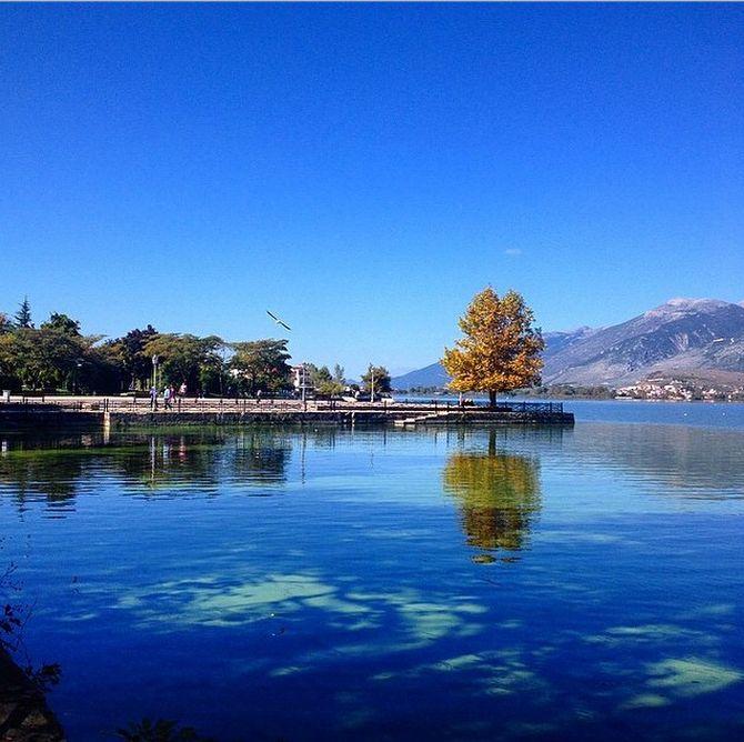 Ioannina, Greece October 2014  http://instagram.com/cyathens