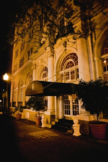 Terrace hotel lakeland fl destinations pinterest for Terrace hotel lakeland