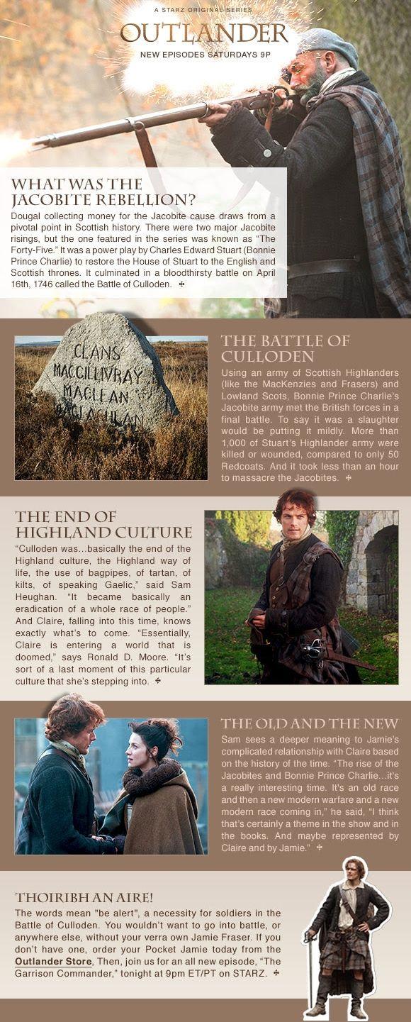 Today's Outlander Newsletter