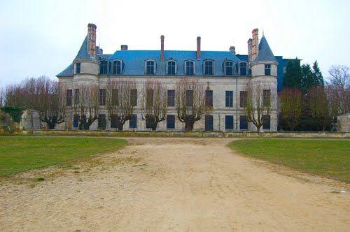 VILLERS-COTTERETS - Carte plan hotel ville de Villers-Cotterêts 02600 - Cartes France.fr