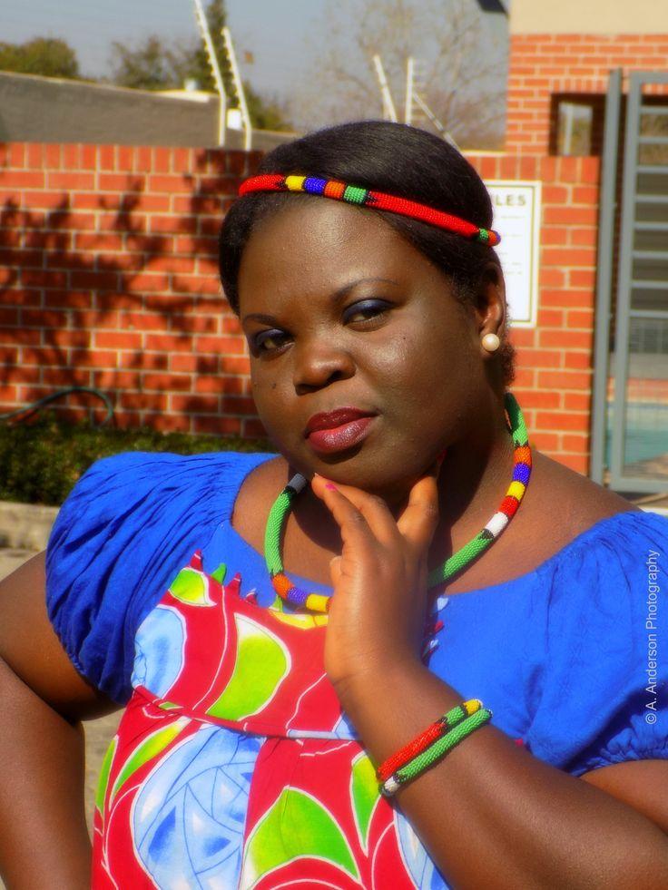 "Nkosazana Vénicia Guinot (traduction du Zulu: ""Princesse Vénicia Guinot).   #Venda #Ndebele #AfricanWoman #AfricanAndProud"