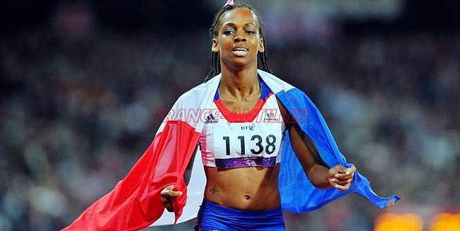 Mandy François-Elie médaillée d'argent sur 400 m. Après une chute en finale sur 100 m hémiplégique (T37) vendredi, seulement à quelques mètres du starting-block, la Martiniquaise Mandy François-Elie, sociétaire de l'équipe de France...