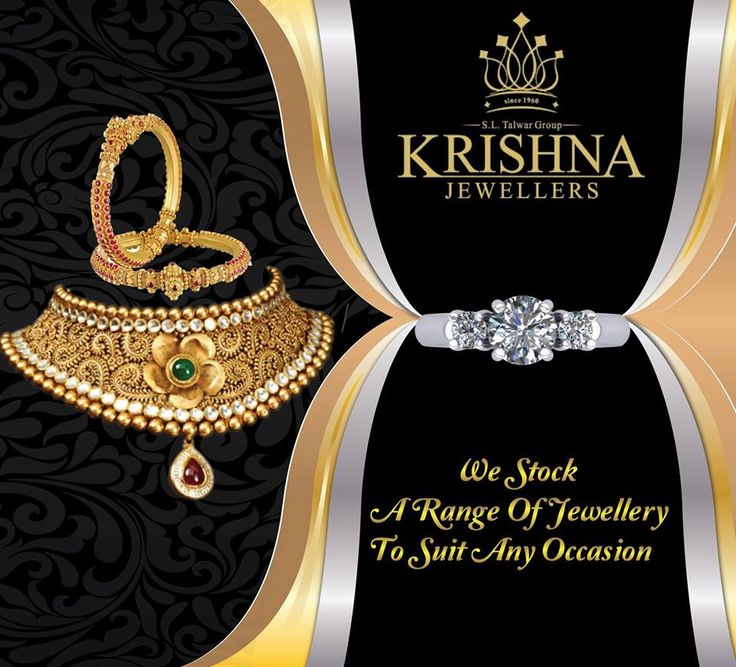 We Stock A Range Of Jewellery To Suit Any Occasion!!  Get Up To 10% OFF on Making Charges!!  Visit Our Store Today to view our #Handcrafted #Unique #Designs of Jewellery (SCO 35, Sector 19 C, #Chandigarh)  #KrishnaJewellersIndia #KrishnaJewellersChandigarh #Awesome #Krishna_Jewellers_India #ChandigarhJewellers