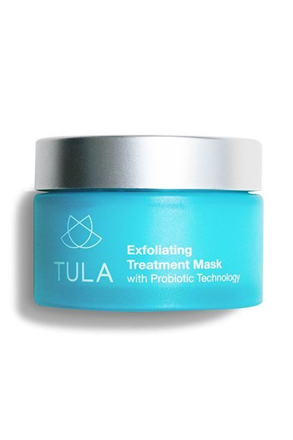 The combination of absorbent bentonite clay and renewing retinol and turmeric root in this one make it one of the best for giving stressed skin a full overhaul, but it's the healthy bacteria in the probiotics that really goes the extra mile.