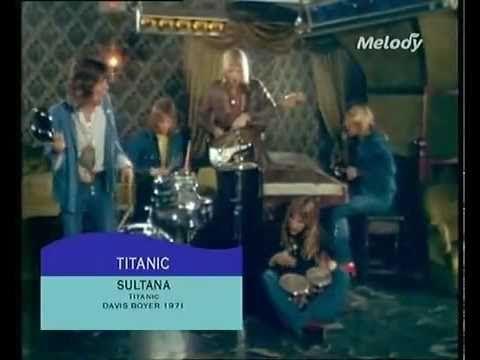 Titanic - Sultana.