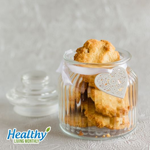 Macadamia Cookies from the October 2015 issue of Healthy Living Monthly newsletter: https://gum.co/sOvPr
