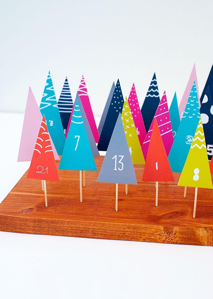 christmas+advent+calendar+countdown+ideas