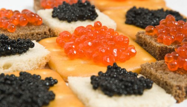 What s caviar extract doing in your cosmetics pin now for Caviar comes from what fish