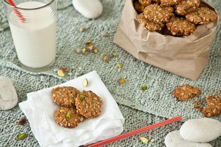 Kitchenette - Karamelovo-ovesné sušenky