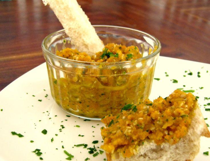 Marie cuisine pour 6: CAVIAR DE CAROTTE A L'HUILE DE SÉSAME, MA PARTICIPATION AU CONCOURS DE LILI'S KITCHEN !!!