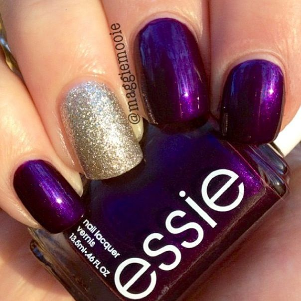 Essie Gold Nail Polish: Keep Calm And Paint On