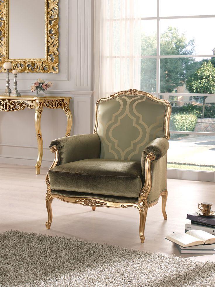 RAJA armchair COCOHOME  The italian luxury style