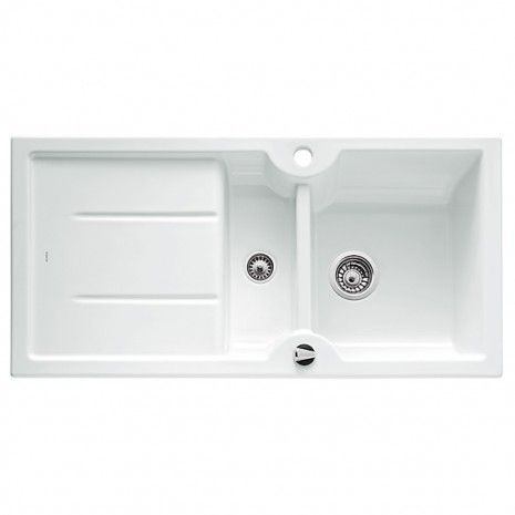 Idessa 6S Blanco zlewozmywak ceramiczny 15 komory z ociekaczem 500x1000 biały matowy - 516001  http://www.hansloren.pl/pl/p/Idessa-6S-Blanco-zlewozmywak-ceramiczny-15-komory-z-ociekaczem-500x1000-bialy-matowy-516001/32707