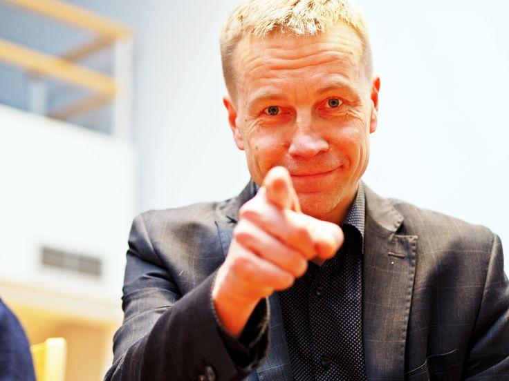 Kunnanjohtaja Jere Penttilä tietää, että #Kontiolahti etenee vahvuuksien varassa.