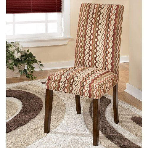Upholstered Dining Chair Parsons Armless Brown Design: 17 Best Images About Home & Kitchen