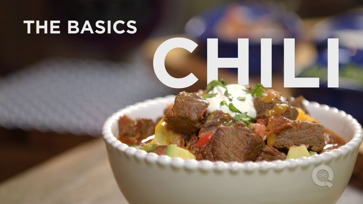 A chili recipe for your pressure cooker. Blue Jean Chef Meredith Laurence teaches you how to make chili in a pressure cooker. Full chili recipe below: For mo...