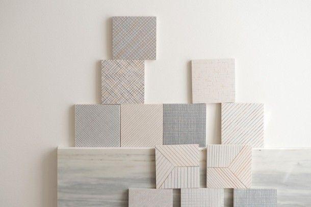 Tiles Tratti by Inga Sempre for Mutina