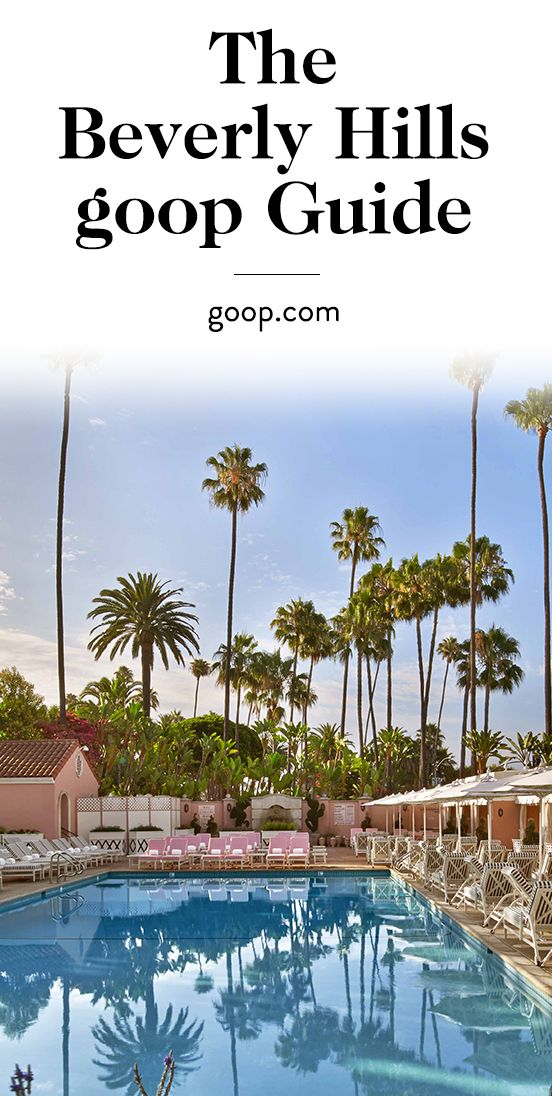The ultimate, non-touristy guide to Beverly Hills & Culver City