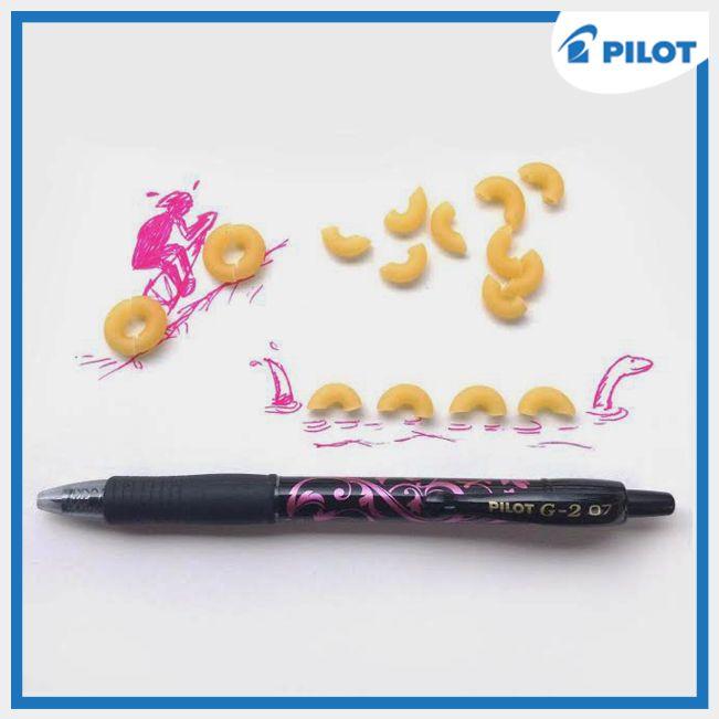Těstoviny, že jsou jen k jídlu? Ale jděte! Praktická žena má pro ně vícero využití :) A právě pro vás je určeno nové dámské pero G2 Victoria!