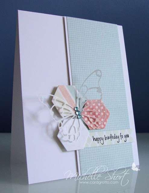 The Card Grotto: Happy Birthday To You