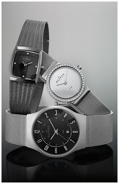 Skagen is known for it's unique & modern designs. #IHEARTSWISS #newarrivals