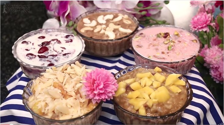 New Exotic Recipes for Panihati from Hare Krishna Kitchen... Do not miss this video...