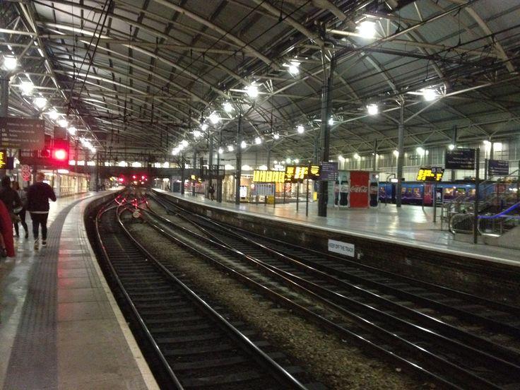 City Rail Station
