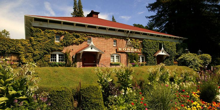 Korbel Champagne Cellars – Guerneville, CA – WineCountry.com