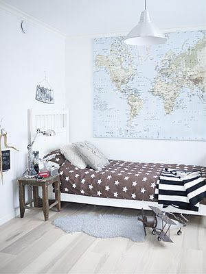 Boy: Kids Bedroom, Boy Bedrooms, Kidsroom, World Maps, Boys Room, Boy Room, Kids Rooms