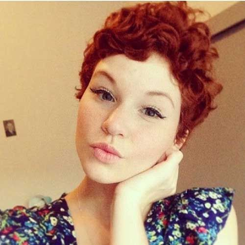 23 Pixie Cuts for Women with Curly Hair 2017 | Hairstyle Guru - Part 22