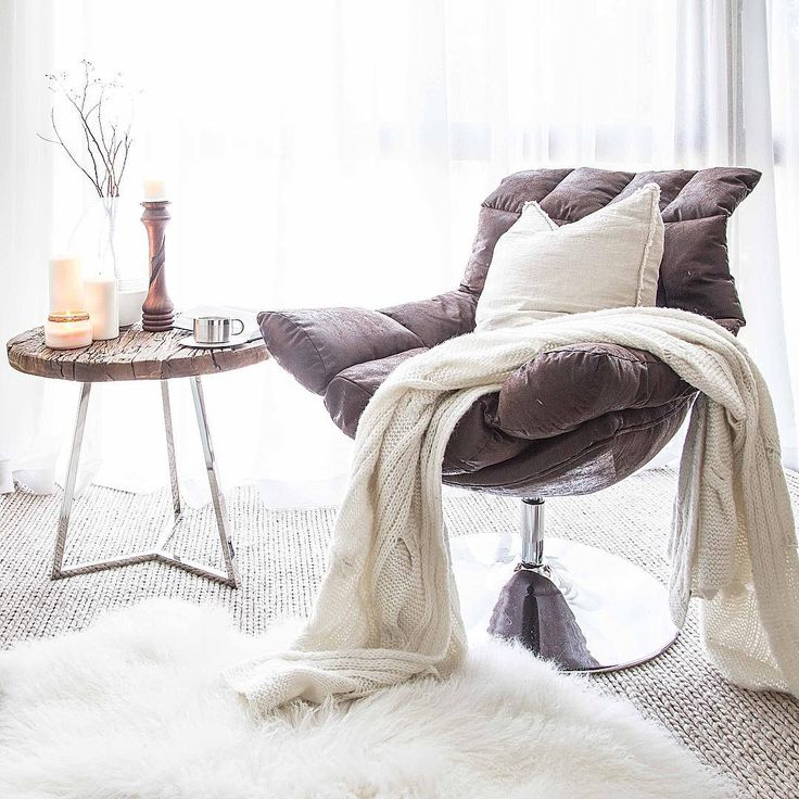 """""""The most comfy, cosy, relaxing chair..... I love our Halo Relax Chair, so soft....and it even twists on it's stainless steel base  Also featuring our…"""""""