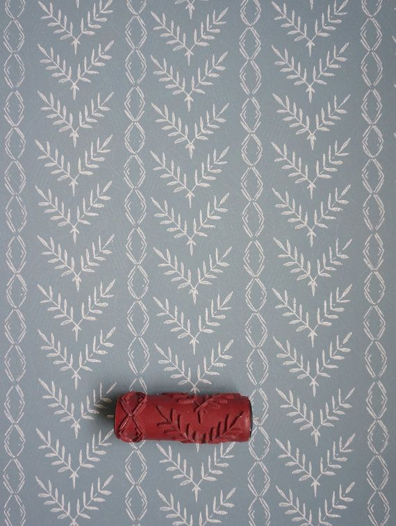 Patterned Paint Roller No.15 from Paint & Courage