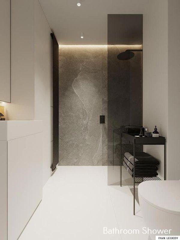 Choosing A New Shower Stall Design Per Bagno Moderno Bagno