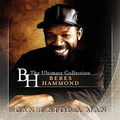 Can't Stop A Man - Beres Hammond (LP)